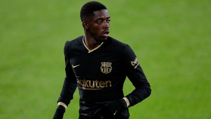 Barcelona are feeling good about Ousmane Dembele's future
