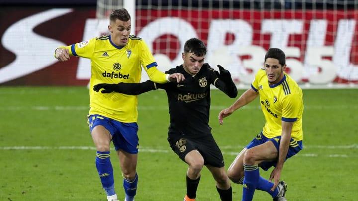 Cadiz FC v FC Barcelona - La Liga Santander