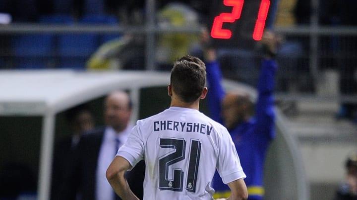 El Real Madrid fue eliminado de la Copa del Rey por alinear a Denis Cheryshev, quien acumulaba tarjetas amarillas en su paso por el Villarreal