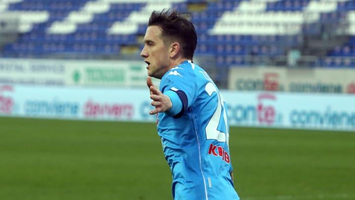 L'uomo della 15ª giornata di Serie A: Piotr Zielinski, l ...