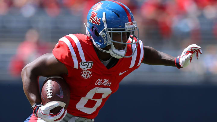 NFL Draft best available: top remaining WRs heading into Day 2 of 2021 NFL Draft.