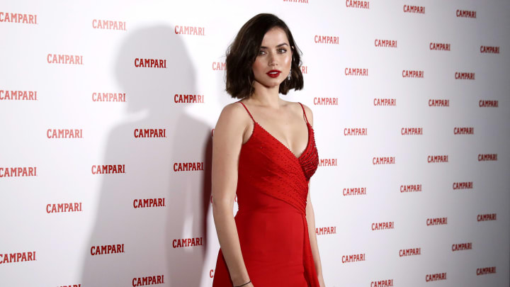 Ana de Armas, Campari Red Diaries 2019 Premiere Event