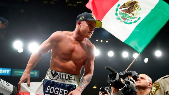 Canelo Alvarez is the single best all-around boxer on planet earth right now.