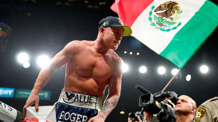 Canelo Alvarez has a claim to be the finest P4P boxer in the land after defeating Sergey Kovalev.