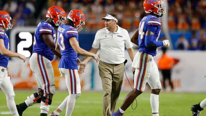 Strength of the schedule may work in the Gators' favor this season.