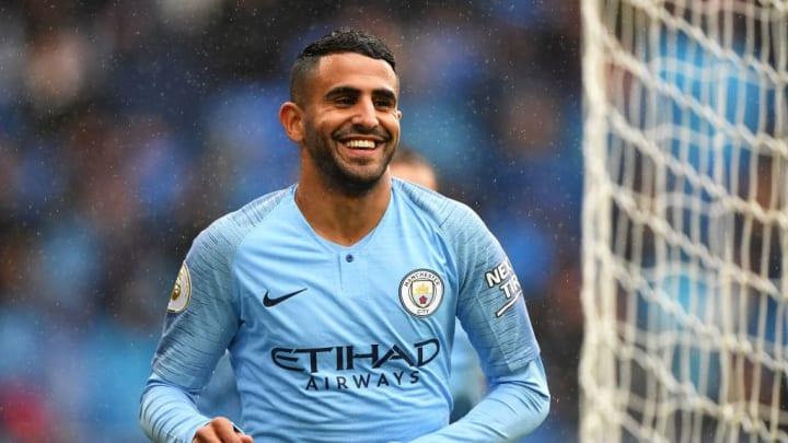 Riyad Mahrez s'est enfin imposé comme un titulaire régulier avec Man City.