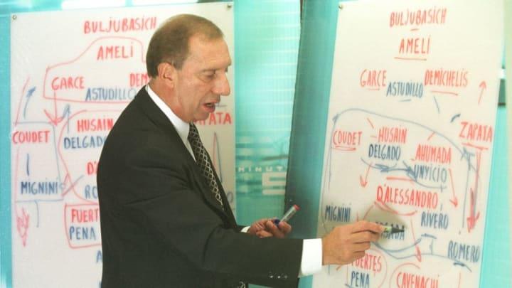 Carlos Bilardo - El Grafico Sports Archive.