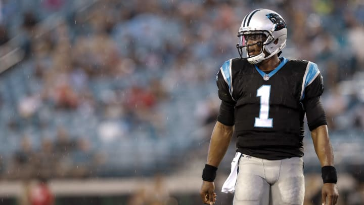 Cam Newton is one of the top free agents still available.