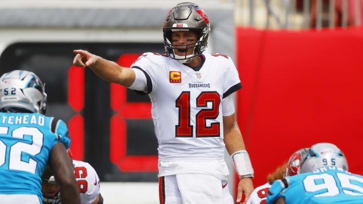 Buccaneers vs Panthers Spread, Odds, Line, Over/Under, Prediction and  Betting Insights for Week 10 NFL Game