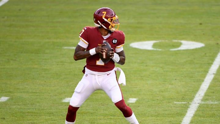 Dwayne Haskins, Carolina Panthers v Washington Football Team