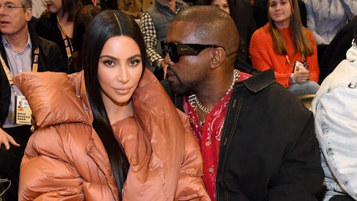 Kimberly Kardashian West, Kanye West