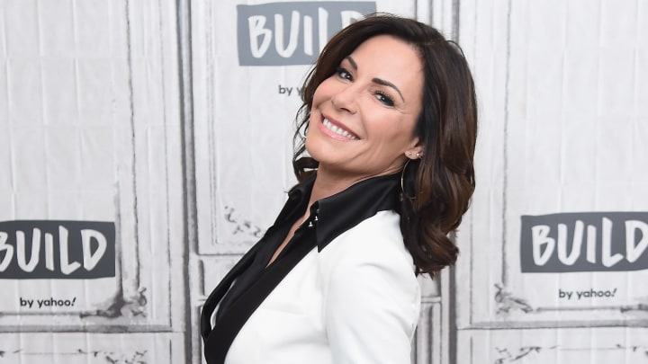 Luann de Lesseps from Bravo's 'The Real Housewives of New York City'