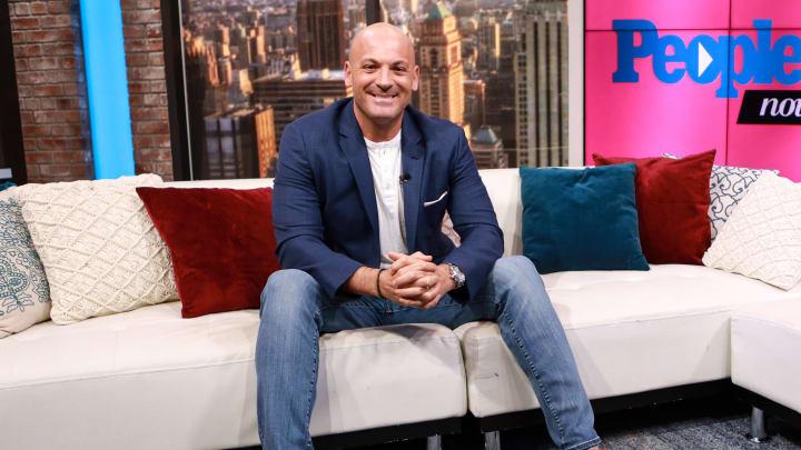 Brandon Tierney, Celebrities Visit People Now - December 2, 2019