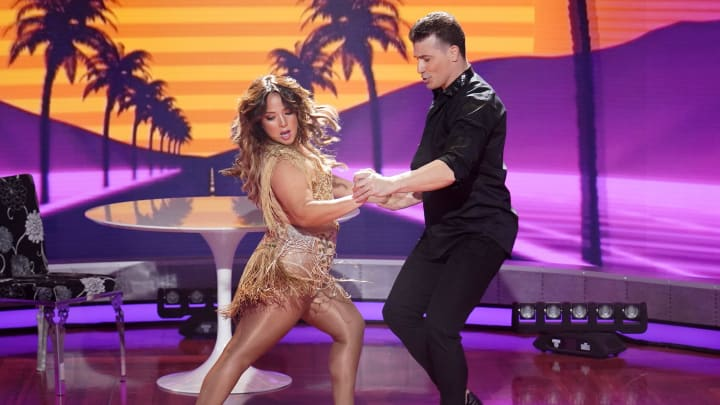 Adamari López fue criticada por no tener conocimientos de baile