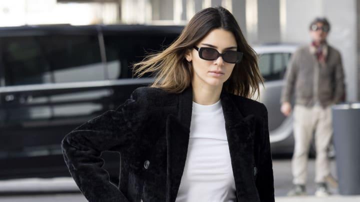 Celebrity Sightings: February 20th - Milan Fashion Week Fall/Winter 2020-2021