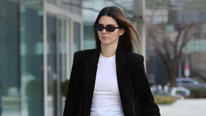 """Kendall Jenner presentó a sus seguidores su destilado llamado """"818"""""""