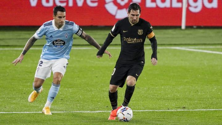 Barcelona e Celta se encaram pela 37ª rodada da LaLiga.