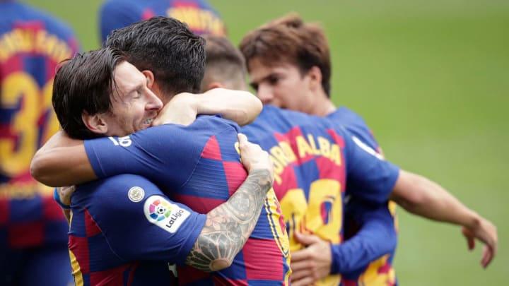 Lionel Messi, Luis Suarez