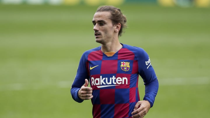 Griezmann has had a mixed first season at Barcelona