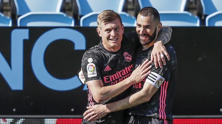 Kroos y Benzema buscan su primera Eurocopa
