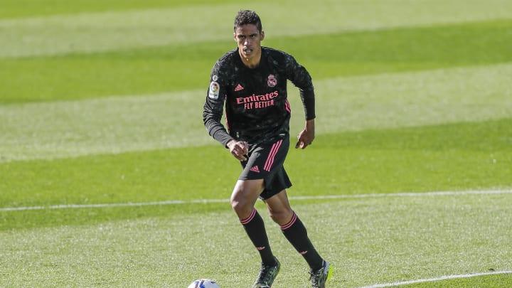 Raphael Varane verpasst das Duell mit Liverpool