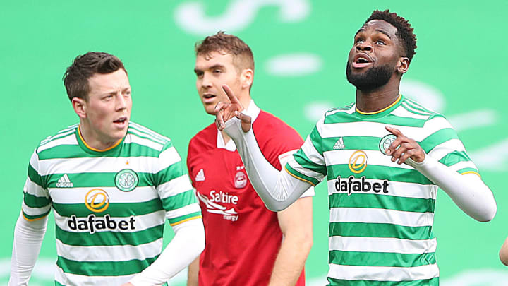 Palace have agreed a fee with Celtic for Edouard