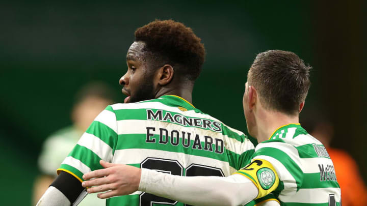 Edouard's form has gone off a cliff along with Celtic's Ten in a Row hopes