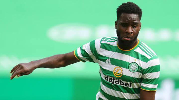 Edouard top scored in Scotland last season