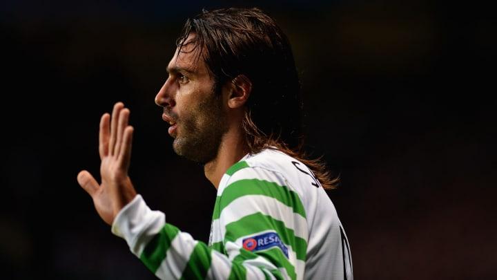 Le dieu grec du Celtic.