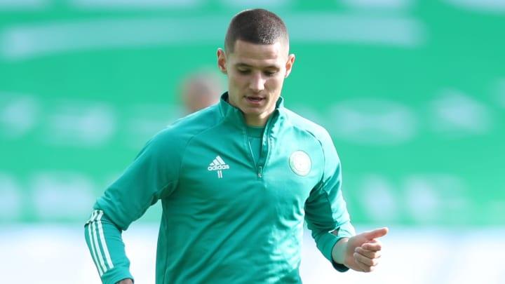 Patryk Klimala has struggled to establish himself at Celtic