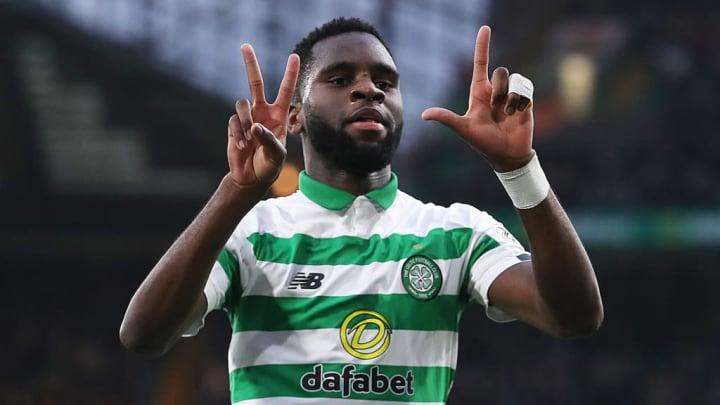 Odsonne Édouard is the key man up front for Celtic