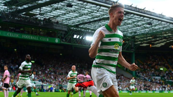 Celtic v Nomme Kalju FC - UEFA Champions League Second Qualifying round: 1st Leg