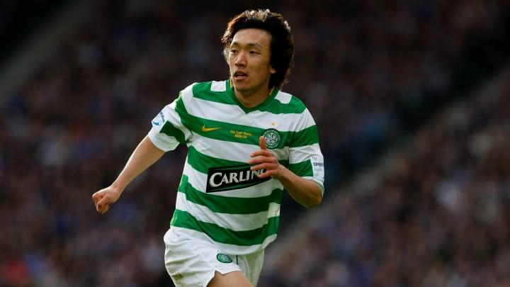 Nakamura brilhou no clube escocês
