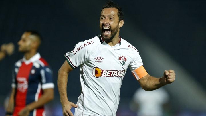 Nenê não é mais jogador do Fluminense