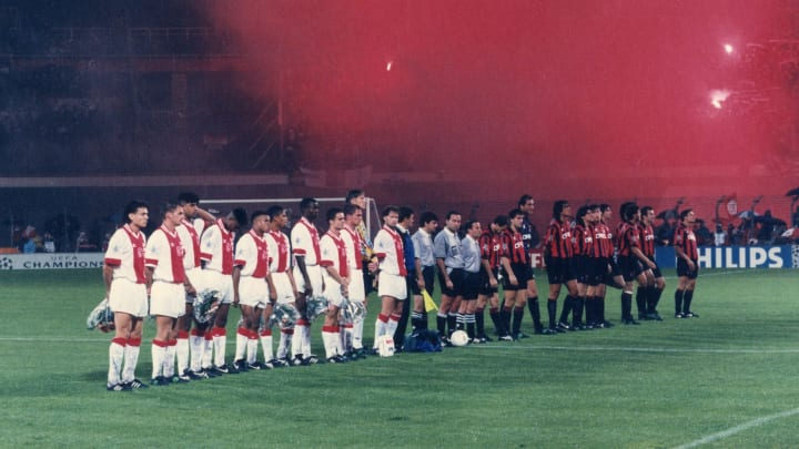 Champions League - Ajax v AC Milan
