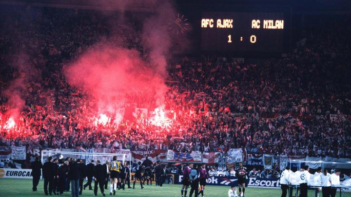 Champions League - Ajax,AC Milan