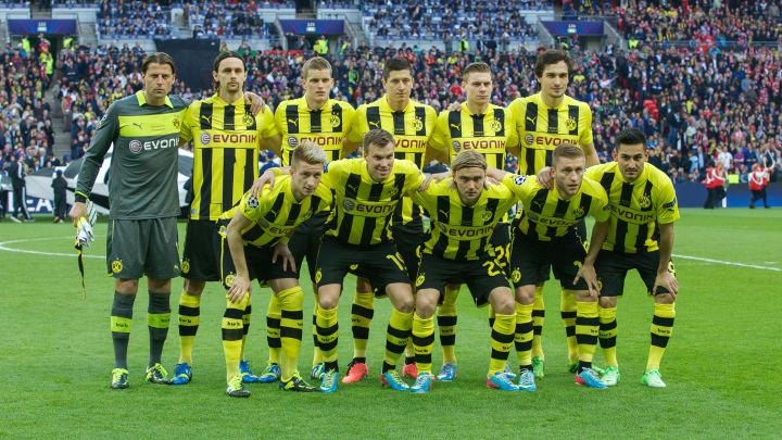 Champions League - Borussia Dortmund v Bayern Munich