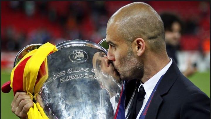 Champions League Final - Barcelona