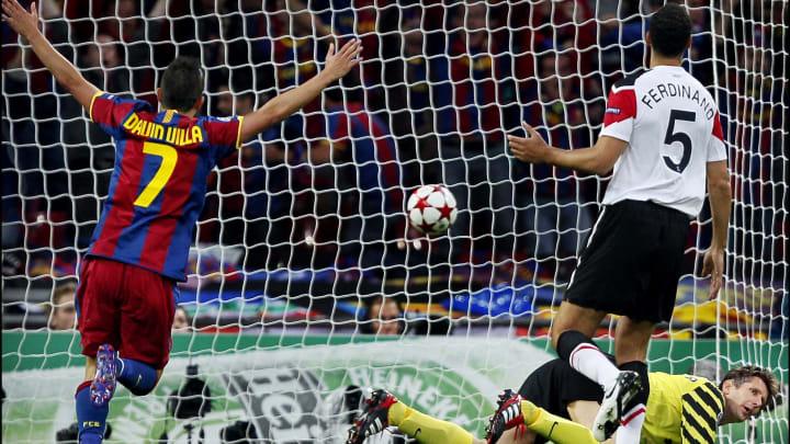 Champions League  Barcelona Manchester United Wembley