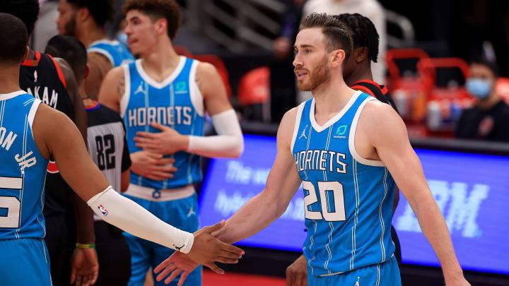Gordon Hayward es la estrella de Charlotte Hornets en la temporada 2020-21