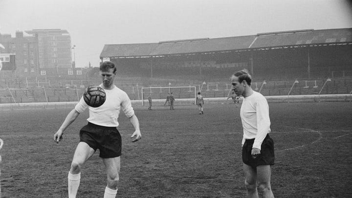 Jack Charlton, Bobby Charlton