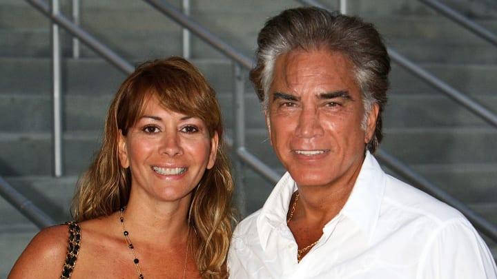"""Touhou Subir cambiar  Quién es la esposa de José Luis Rodríguez """"El Puma""""?"""