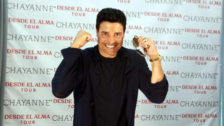 Con una carrera que comenzó en 1978, Chayanne se ha convertido en un músico popular y millonario