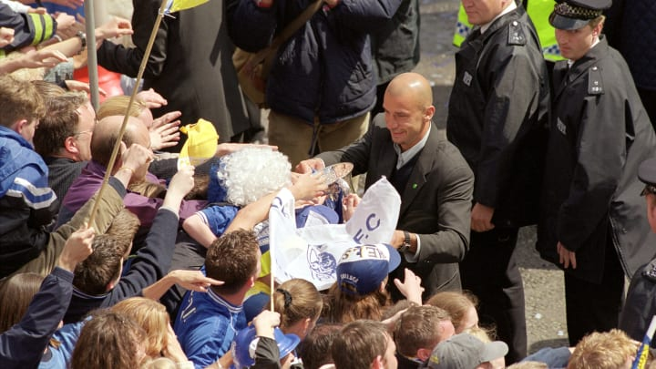 Chelsea FA Cup victory parade