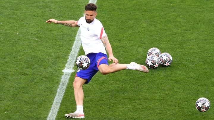 Olivier Giroud wird wohl zu AC Milan wechseln
