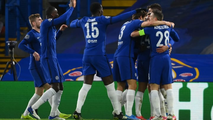 Chelsea cruised into the quarter-finals