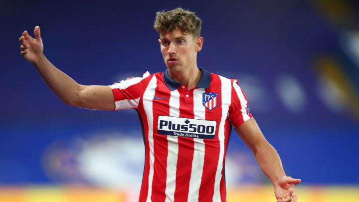 Marcos Llorente Atlético de Madrid