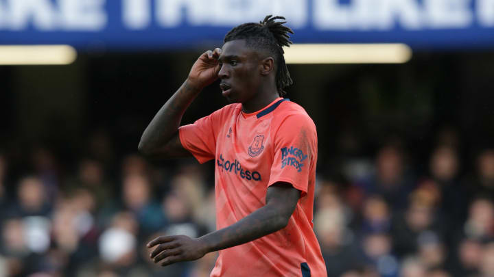 Moise Kean Didn T Realise He Was Breaking Lockdown Rules By Hosting Party Is Desperate To Succeed At Everton