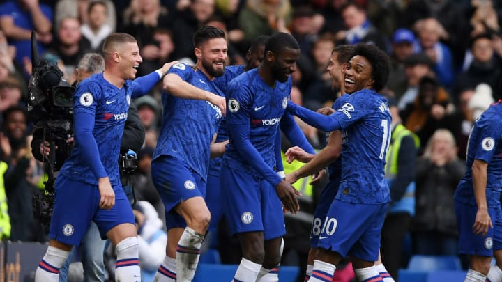 Chelsea return to action this Sunday