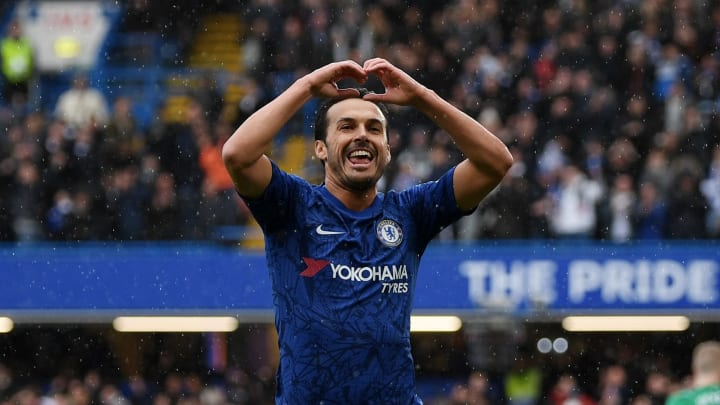 Pedro is set to call time on his five-year Chelsea stay
